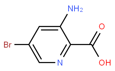 3-amino-5-bromopyridine-2-carboxylic acid