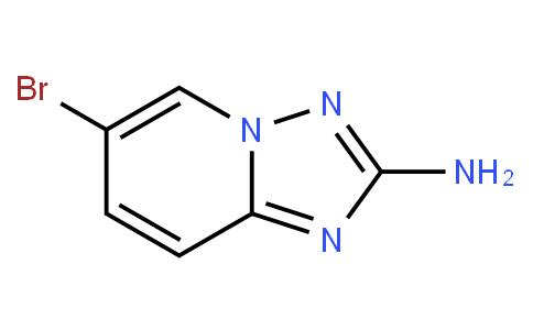 6-Bromo-[1,2,4]triazolo[1,5-a]pyridin-2-ylamine