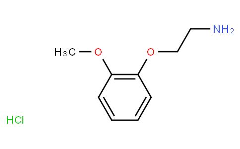 2-(2-Methoxyphenoxy)ethylamine hydrochloride