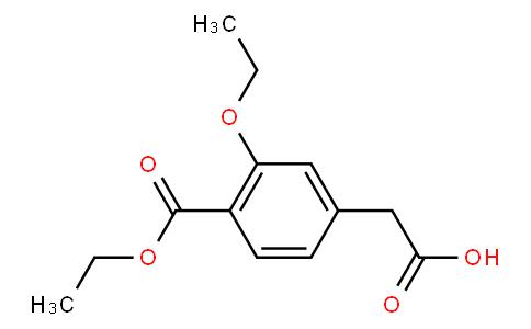 3-Ethoxy-4-ethoxycarbonyl phenylacetic acid