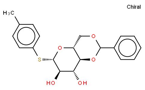 4-Methylphenyl 4,6-O-benzylidene-1-thio-b-D-glucopyranoside