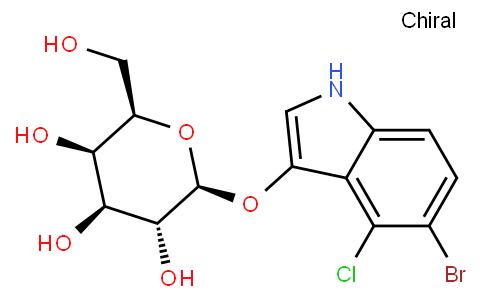 5-Bromo-4-chloro-3-indolyl β-D-galactopyranoside
