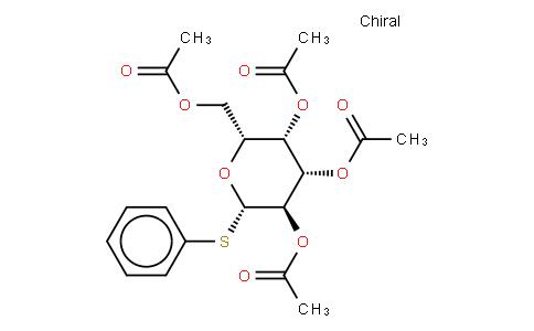 Phenyl 2,3,4,6-tetra-O-acetyl-β-D-thiogalactopyranoside