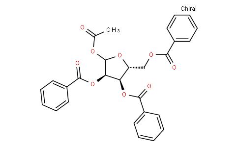 1-O-Acetyl-2,3,5-tri-O-benzoyl-α,β-D-ribofuranose