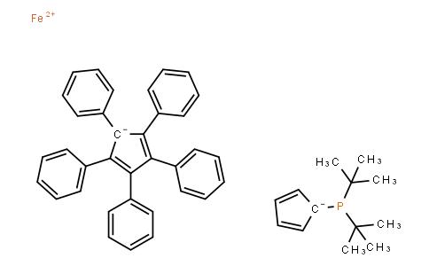 1,2,3,4,5-Pentaphenyl-1′-(di-tert-butylphosphino)ferrocene