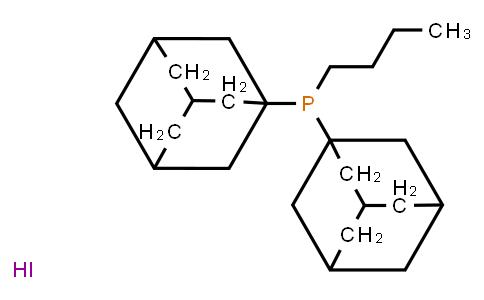 Di(1-adamantyl)-n-butylphosphine hydriodide