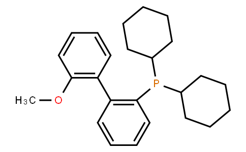 Dicyclohexyl(2'-methoxy-[1,1'-biphenyl]-2-yl)phosphine