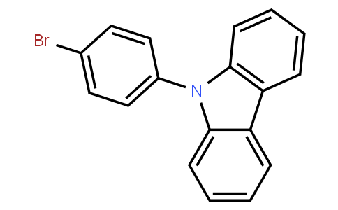 (9-(4-BROMOPHENYL))-9H-CARBAZOLE