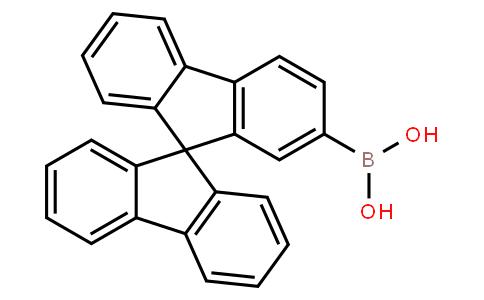 B-9,9'-spirobi[9H-fluoren]-2'-yl- Boronic acid