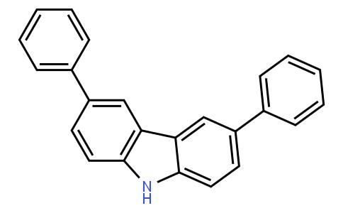 3,6-二苯基咔唑
