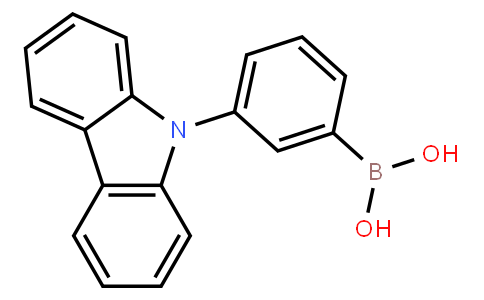 3-(9H-Carbazol-9-yl)phenylboronic acid