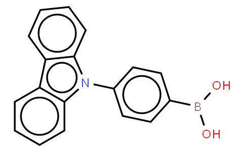 4-(9H-Carbozol-9-yl)phenylboronic acid