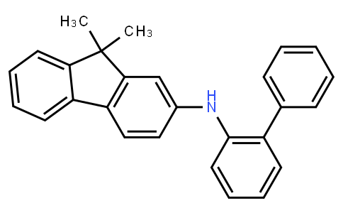 9,9-dimethyl-N-(2-phenylphenyl)fluoren-2-amine