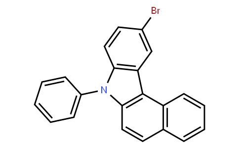 10-Bromo-7-phenyl-7H-benzo[c]carbazole