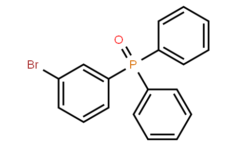 (3-Bromophenyl)diphenylphosphine oxide
