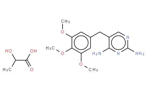 RS10001 | 738-70-5 | 5-((3,4,5-trimethoxyphenyl)methyl)-2,4-pyrimidinediamine, TMP
