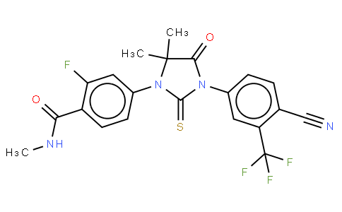 RS10013 | 915087-33-1 | Enzalutamide