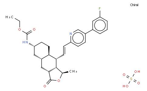 RS10016 | 705260-08-8 | Vorapaxar Sulfate