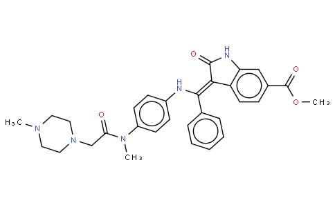 RS10063 | 656247-17-5 | Nintedanib