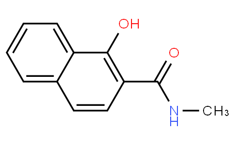 RS20009 | 62353-81-5 | 1-hydroxy-N-methylnaphthalene-2-carboxamide