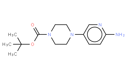 RS20041 | 571188-59-5 | Palbociclib Intermediate 1, tert-Butyl 4-(6-aminopyridin-3-yl)piperazine-1-carboxylate