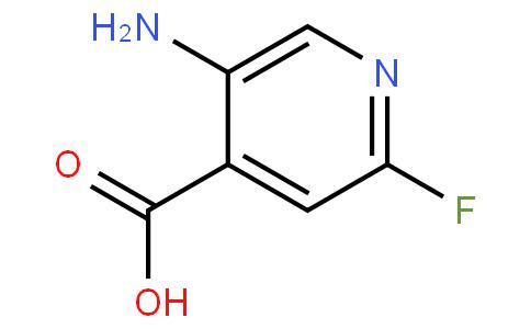 RS20152 | 171178-43-1 | 5-Amino-2-fluoropyridine-4-carboxylic acid