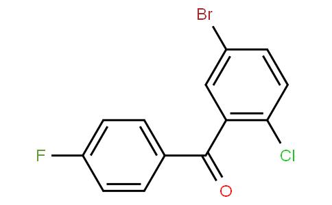 RS20165 | 915095-85-1 | (5-Bromo-2-chlorophenyl)(4-fluorophenyl) methanone