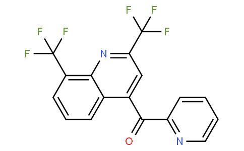 RS20166 | 35853-55-5 | [2,8-Bis(trifluoromethyl)-4-quinolinyl]-2-pyridinylmethanone
