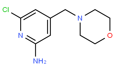 RS20173 | 1334294-43-7 | 6-chloro-4-(MorpholinoMethyl)pyridin-2-amine