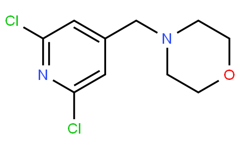 RS20174 | 1015844-22-0 | 4-[(2,6-dichloro-4-pyridinyl)methyl]morpholine