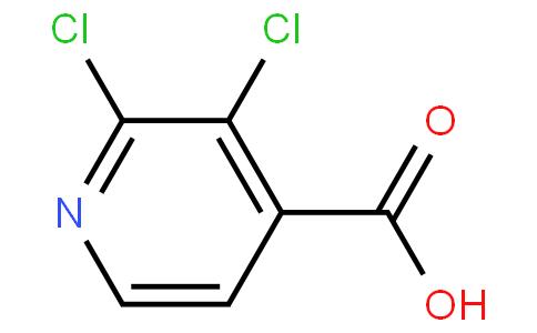 RS20182   184416-84-0   2,3-Dichloropyridine-4-carboxylic acid