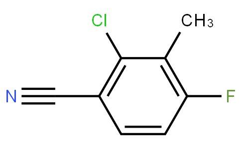 RS20183 | 796600-15-2 | 2-chloro-4-fluoro-3-methylbenzonitrile
