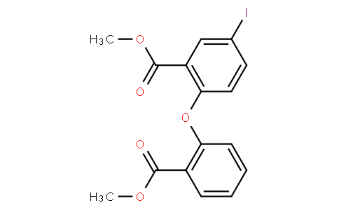 RS20206 | 1269461-73-5 | 5-Iodo-2-(2-methoxycarbonyl-phenoxy)-benzoic acid methyl ester