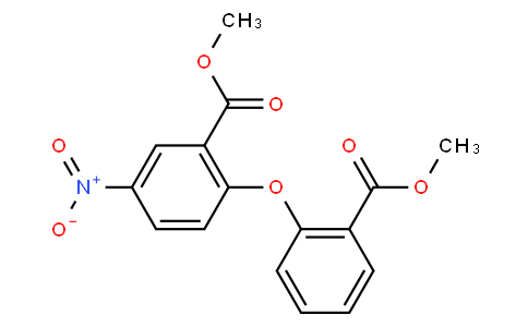 RS20207 | 1269492-17-2 | 2-(2-Methoxycarbonyl-phenoxy)-5-nitro-benzoic acid methyl ester