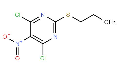 RS20224 | 145783-14-8 | 4,6-Dichloro-5-nitro-2-propylthiopyrimidine