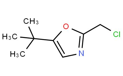 RS20225 | 224441-73-0 | 5-Tert-butyl-2-(chloromethyl)oxazole