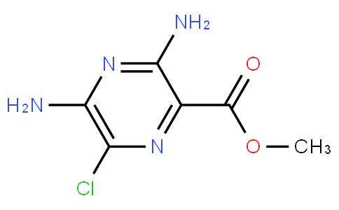 RS20229   1458-01-1   Methyl 3,5-diamino-6-chloropyrazine-2-carboxylate