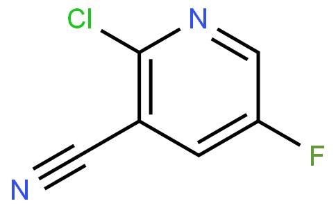 RS20230 | 791644-48-9 | 2-chloro-5-fluoronicotinonitrile