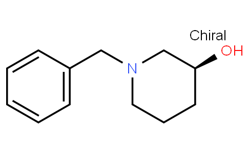 RS20253 | 91599-79-0 | (S)-1-BENZYL-3-HYDROXYPIPERIDINE