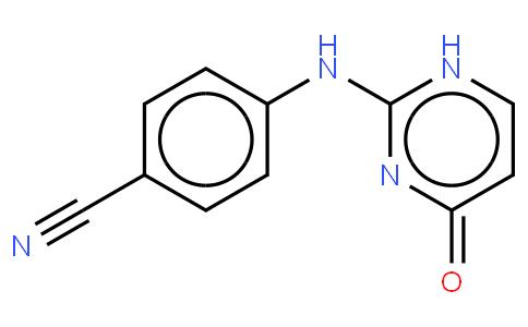RS20266 | 189956-45-4 | 4-N[2(4-HYDROXYPYRIMIDINYL)]AMINOBENZONITRILE
