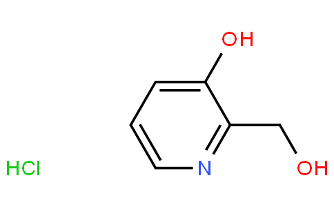 3-Hydroxy-2-pyridinemethanol hydrochloride