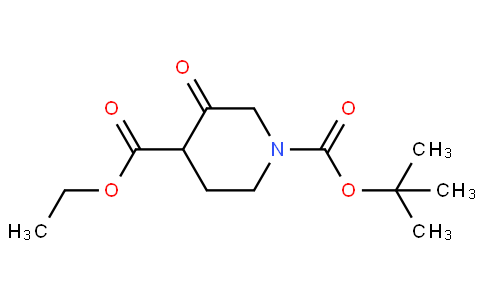 RS20275 | 71233-25-5 | 1-tert-butyl 4-ethyl 3-oxopiperidine-1,4-dicarboxylate