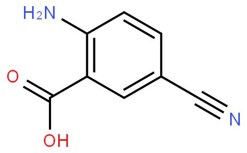 RS20276 | 99767-45-0 | 2-amino-5-cyanobenzoic acid