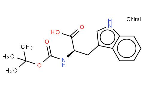 RS20288 | 5241-64-5 | n-((tert-butoxy)carbonyl)-d-tryptophan