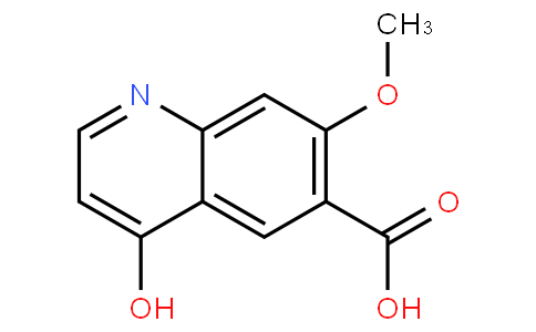 RS20291 | 1190837-18-3 | 4-hydroxy-7-methoxy-6-quinolinecarboxylic acid