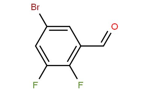 5-bromo-2,3-difluorobenzaldehyde