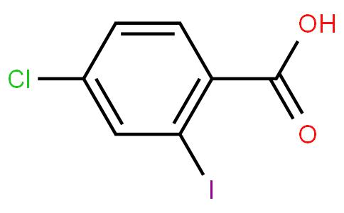 4-Chloro-2-iodobenzoic acid