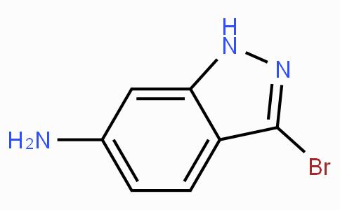 3-溴-6-氨基吲唑