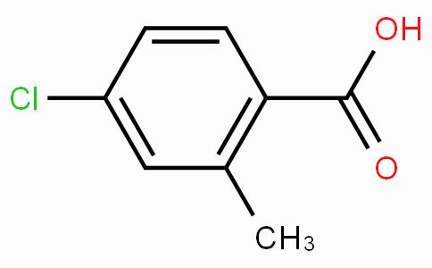 4-CHLORO-2-METHYLBENZOIC ACID