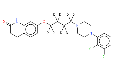 Aripiprazole-d8 (Butyl-d8)